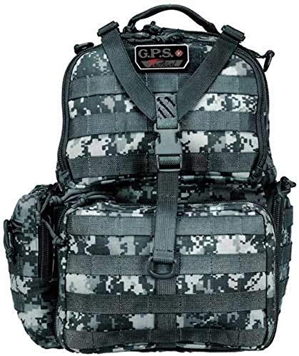 G. Outdoor Products G.P.S. GPS-T1612BPDC Tactical Range Rucksack Digital