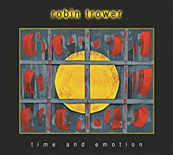 Time and Emotion album cover from Robin Trower Backtracks post on BoomerSwag!