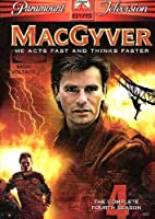 Macgyver: Complete Fourth Season/ [DVD] [Import]