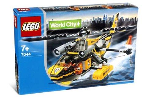 LEGO World City 7044 - Rettungshubschrauber