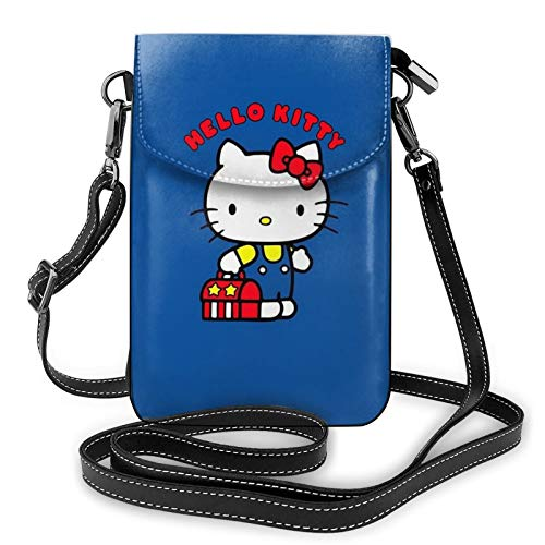 Hello Kitty transporte la valise pour téléphone...
