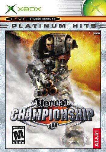 Unreal Championship (Xbox) (Best Unreal Tournament Game)