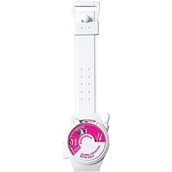 ダイヤゴルフ スコアカウンター462 AS-462 ピンク・ブラック 腕時計型