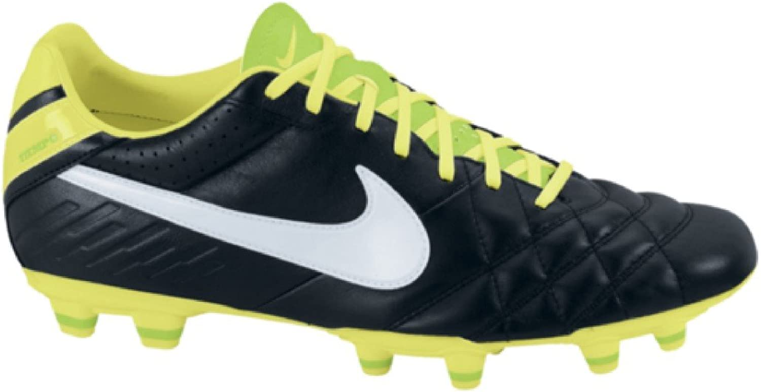 Nike Tiempo Mystic IV FG Mens Football Boots Soccer Cleats 454309 013 Firm Ground