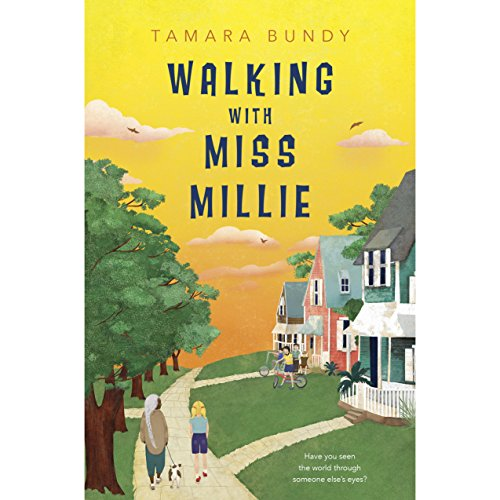 Walking with Miss Millie audiobook cover art