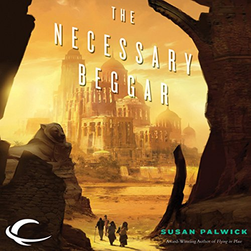 The Necessary Beggar  By  cover art