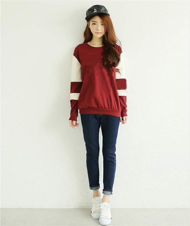 LOYRHBD Hoodie Dünne koreanische Version des Paar-Sweatshirts