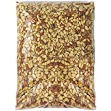SQUAWK Split <span class='highlight'>Peanuts</span> | Premium Quality Fresh Feed | Garden <span class='highlight'>Wild</span> <span class='highlight'>Bird</span> Nut <span class='highlight'>Food</span> | Aflatoxin Free Mix | Protein Rich, High in Energy Mixture | Contains Nutritious Vitamins and Essential Oils (12.5KG)