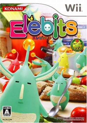 Elebits[Import Japonais]