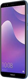 Huawei Y7 Prime 2018 Dual SIM - 32GB, 3G RAM, 4G LTE, Blue