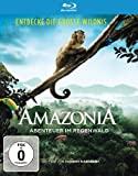Amazonia - Abenteuer im Regenwald [Blu-ray]