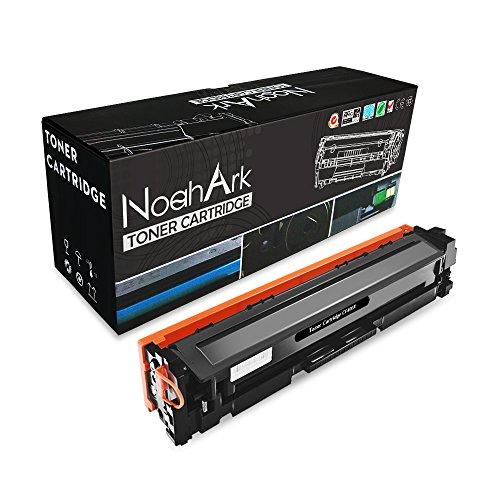 NoahArk Compatibel met HP 201X CF400X CF401X CF402X CF403X toner vervanging voor HP Color Laserjet Pro MFP m277dw m252dw MFP M277n M252n Printer Black zwart