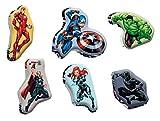 Kids Licensing | Mini Cojines Infantiles - Diseño Vengadores - Diferentes Modelos - Personajes...