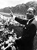 Celebrity Photos Martin Luther King Jr Giving a Speech at