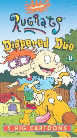 Rugrats - Diapered Duo