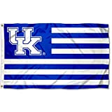 College Flags & Banners Co. Kentucky Wildcats Stars and Stripes Nation Flag