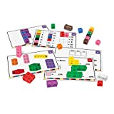 Learning Resources- Set para adquirir soltura en matemáticas Cubos MathLink, Color (LSP4299UK)