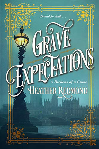 Image of Grave Expectations (A Dickens of a Crime)