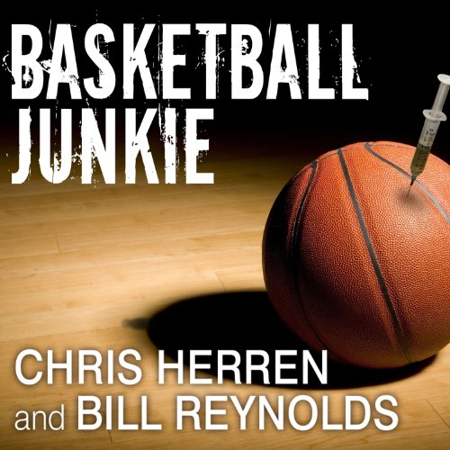 Basketball Junkie audiobook cover art