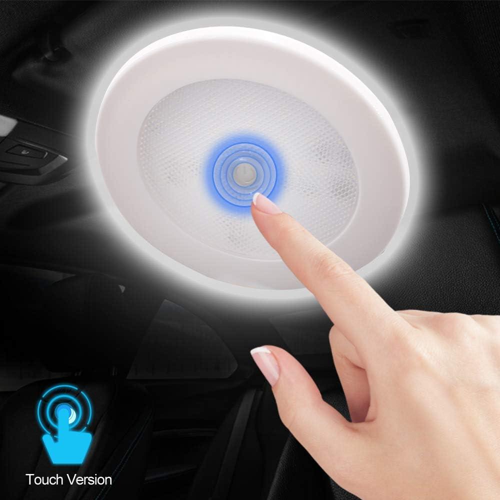 Mesllin 12 Dealing full price reduction 24V 35LED RV Ceiling Max 46% OFF Lighting Interior Light Dome