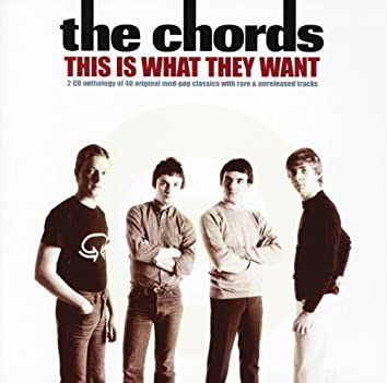This Is What They Want - A Chords Anthology (CD Set)