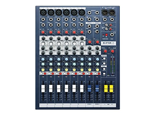 Soundcraft EPM6 - Mezclador