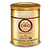 Lavazza Qualita Oro - Lata de café molido, 250 gramos, pack de 4