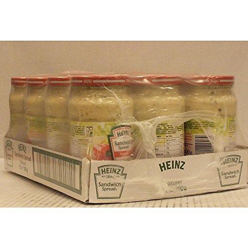 Heinz Sandwich Spread naturell 300g - Brotaufstrich