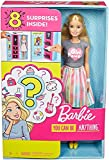 ​Surprise kids with a Barbie surprise career doll and imagine the possibilities! ​Three different dolls and multiple surprise career combinations create a fun unboxing experience! ​Choose your favorite Barbie doll -- or all three -- a range of skin t...