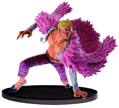 Banpresto One Piece (Donquixote Doflamingo Escultura, Big Zoukeio Especial