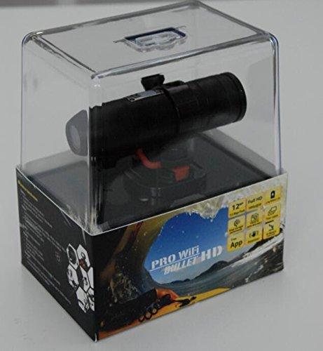 BulletHD Pro4 WiFi Blackjack W/FireCam Mount 32G SD Card Fire Fighter 1080p Pro HD Cam Helmet Camera