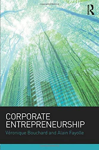 Download Corporate Entrepreneurship 1138813680