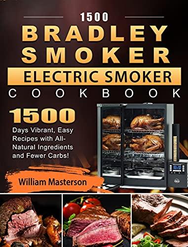 1500 Bradley Smoker Electric Smoker...