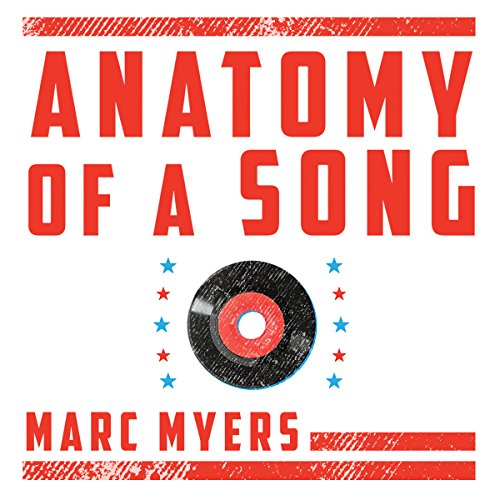 Anatomy of a Song audiobook cover art