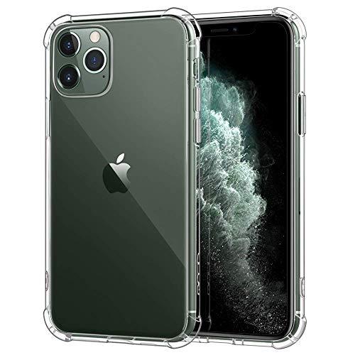 """Capa Protetora Para iPhone 11 Pro Max Tela 6.5"""" Polegadas Capinha Case Transparente Air Anti Impacto Proteção De Silicone Flexível - Danet"""