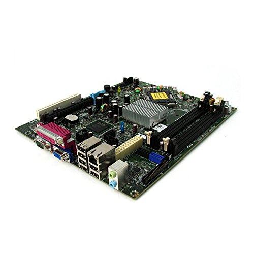Genuine OEM Dell Optiplex 755 Desktop Motherboard Logic System Main Board Assembly DR845 WX729 Intel DDR2 Ram LGA775 Socket