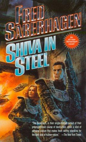 Shiva in Steel