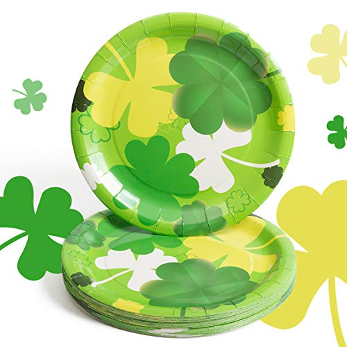 St. Patrick's Day Plates Party Supplies