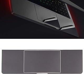 ملصق واقي من CHNAN لجهاز MacBook Pro 15 مع شريط لمس (A1707 / A1990) (رمادي) (اللون: رمادي)