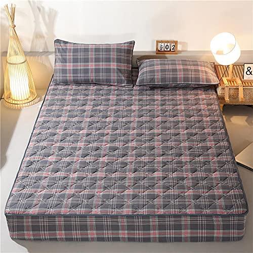 ALRZ Sábanas de cama - Juego de sábanas bajeras suaves con excelente calidad y buen precio