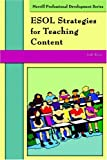 ESOL Strategies for Teaching Content