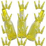 Spassprofi 36 Stinkbomben Glasampullen Scherzartikel wie früher Glas Ampullen
