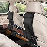 EZshoot 2PCS Car Seat Back Gun Racks,...