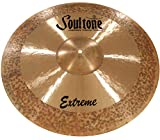 "Soultone Cymbals Extreme, 20.5 inches Crash Ride Cymbal ((EXT-CRR20.5""))"