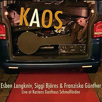 Live at Kastens Gasthaus Schmalförden