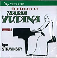 The Legacy of Maria Yudina. Vol.15