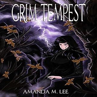 Grim Tempest audiobook cover art