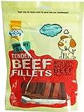 Good Boy Deli Dogtreats Tender Beef Fillets