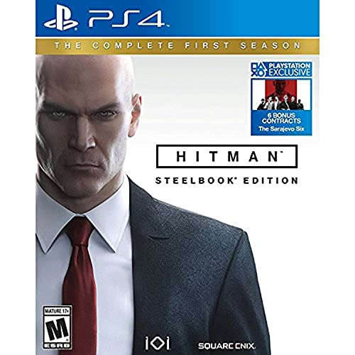 Square Enix HITMAN: The Complete First Season, PS4 PlayStation 4 vídeo - Juego (PS4, PlayStation 4, Shooter, M (Maduro))