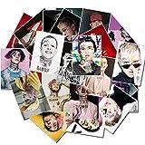 Lil Peep 25 PC Vinyl Stickers Decal Set